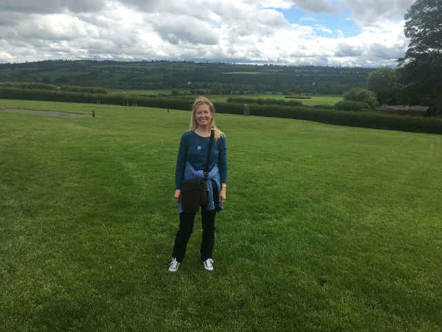 picture of Kathy in Boyne Valley