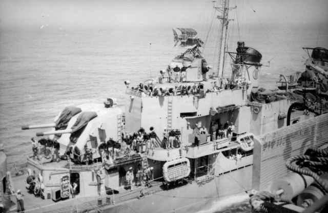 USS Sarsfield