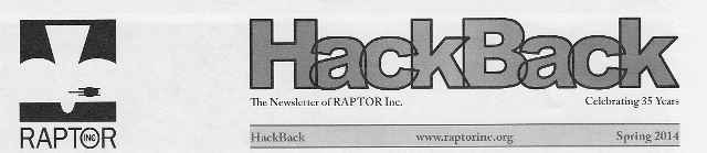 picture of HackBack newsletter